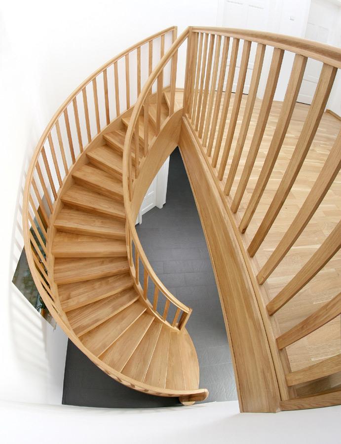 merbau treppenhersteller treppen galerie gebogene. Black Bedroom Furniture Sets. Home Design Ideas